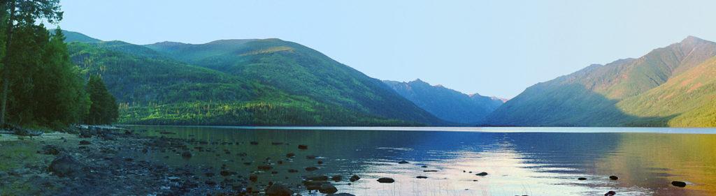 Bajkalsko jezero. (Vir: Michael_Sartakov)
