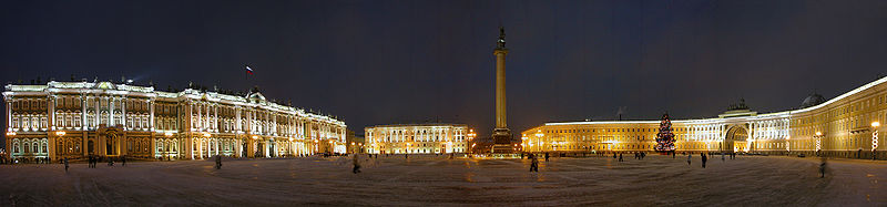 zimski dvorec