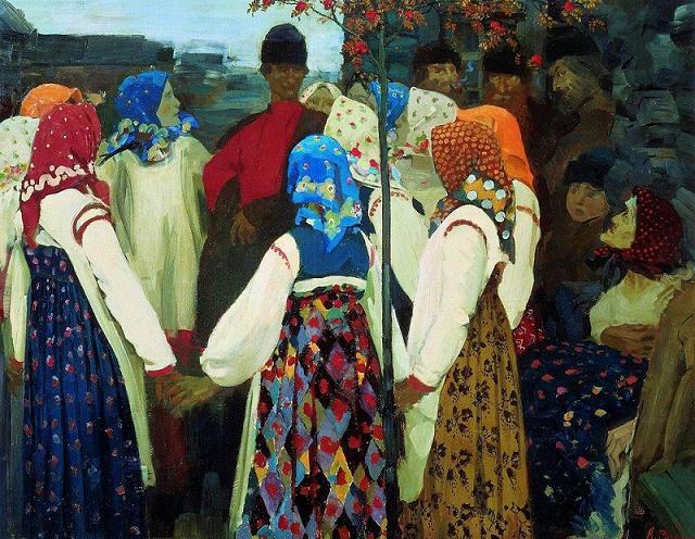 Horovod je obredni narodni ples, ki ga pleše velika skupina plesalcev. Običajno se pleše v krogu.