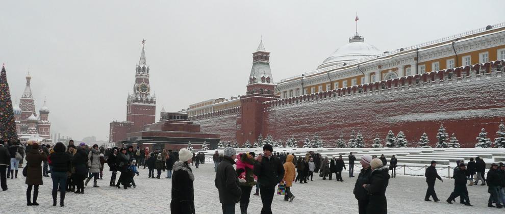 turisti v rusiji